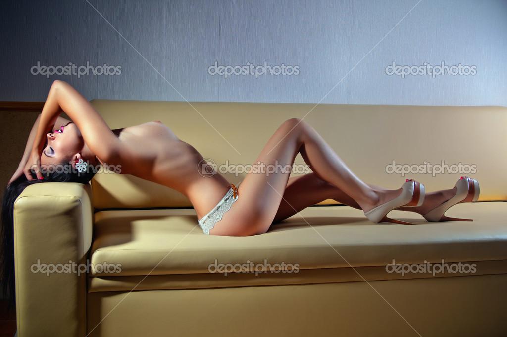 belle du jour girls sofa