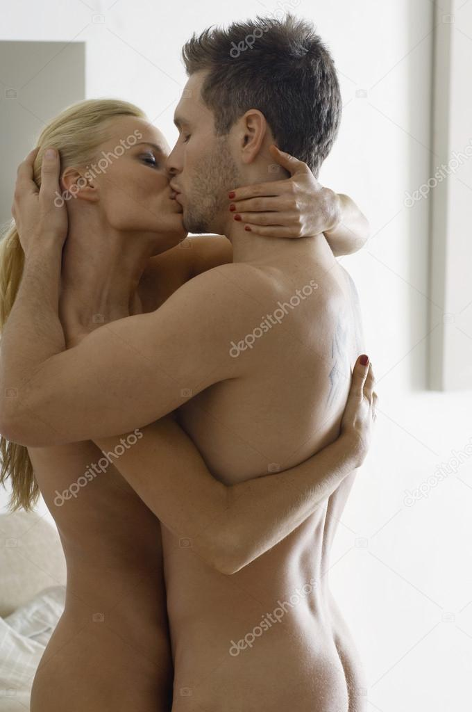 porn Kissing romantic