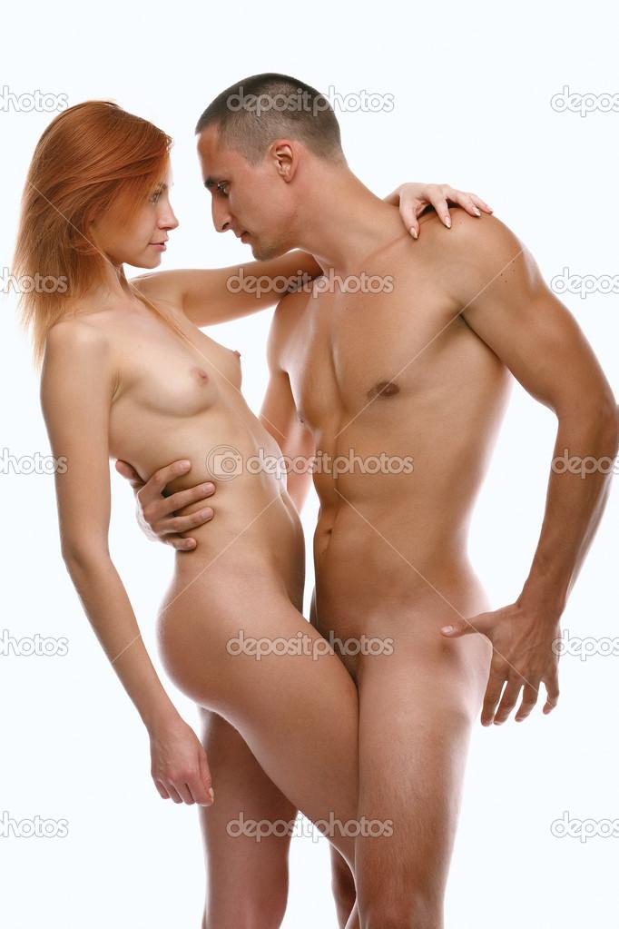 Paar Nackt