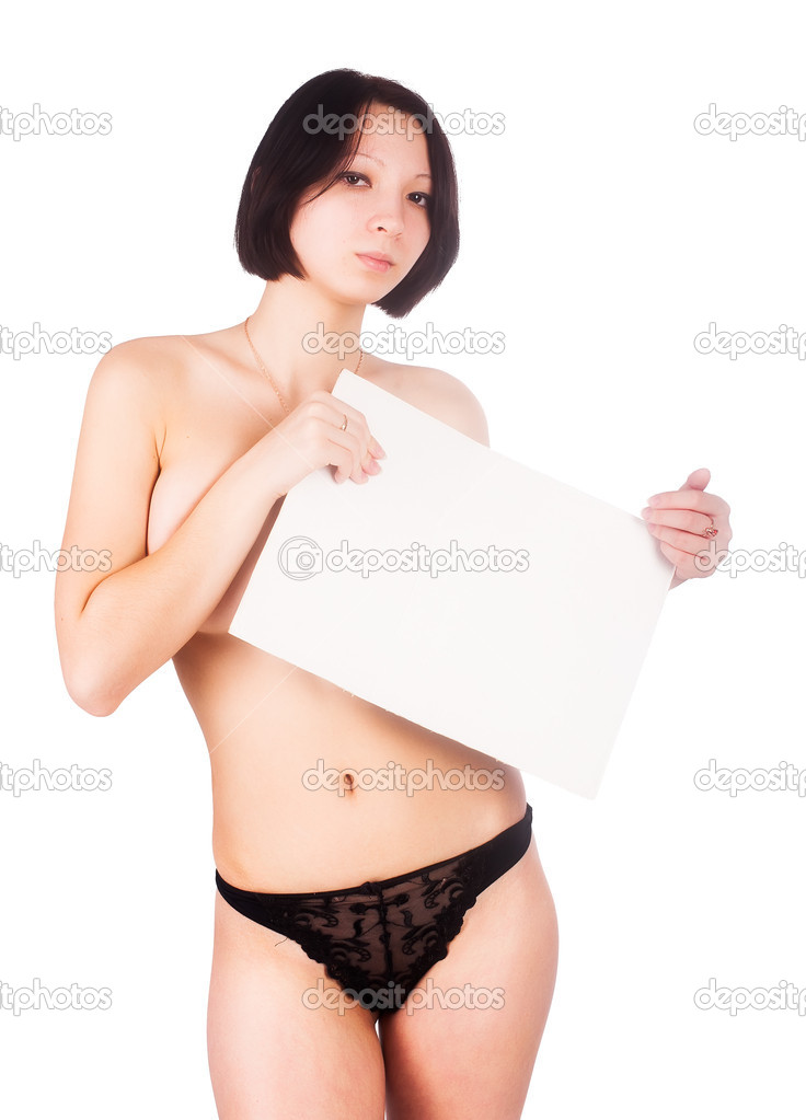 woman holding adult dvd