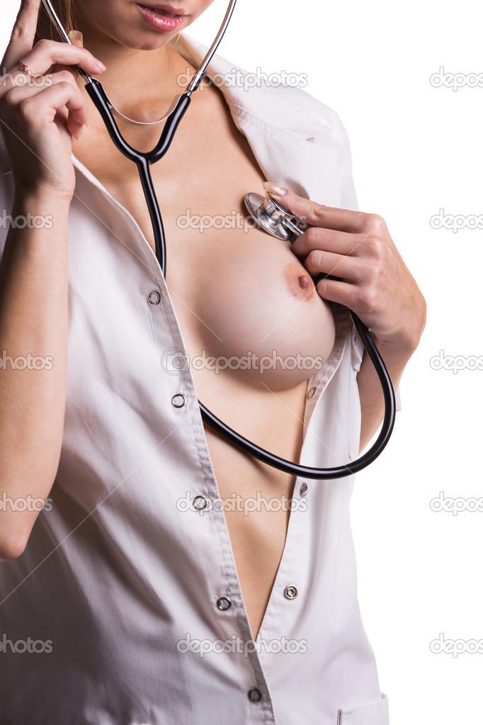 эротика со стетоскопом