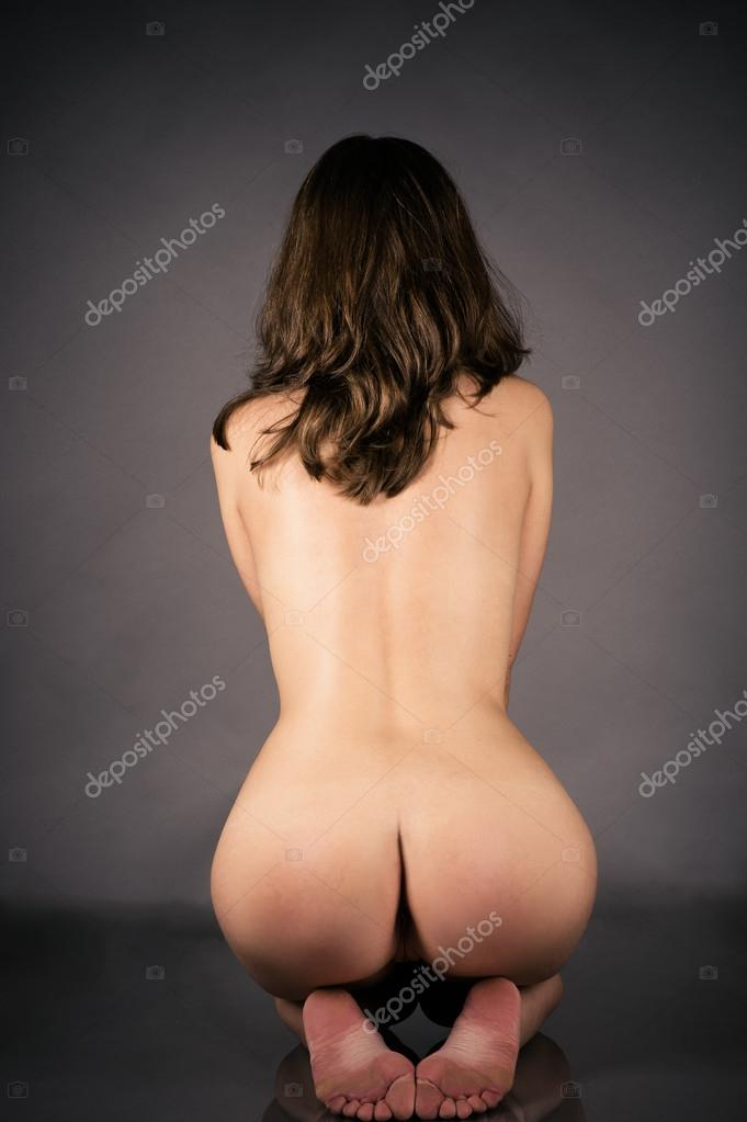 Naked Woman Back 97