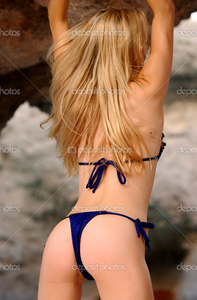 жена фото вид сзади