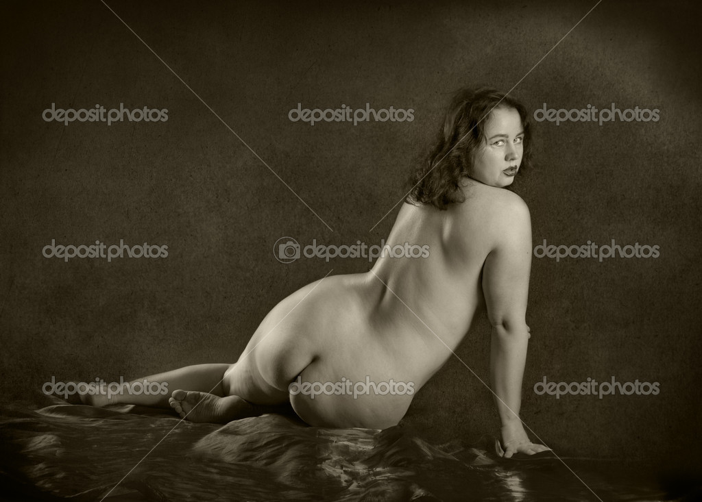 Middle-Aged Nude Woman  Stock Photo  Yagorrr 29567013-1665